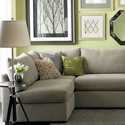 Cheap Living Room Sectionals on Beckham U Shaped Sectional Beckham 3974 Usect Beckham Bassett Discount