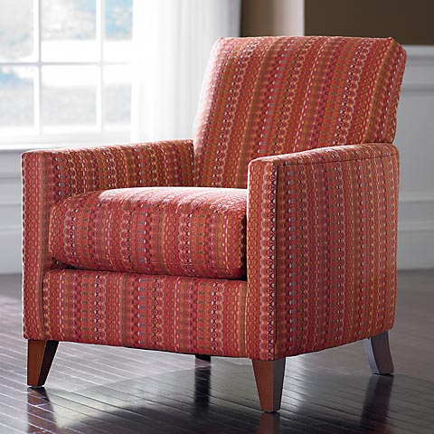 Bassett 1005 02 Bryce Accent Chair Discount Furniture At
