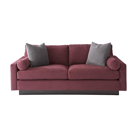 discount sofas basset thomasville hickory. Black Bedroom Furniture Sets. Home Design Ideas