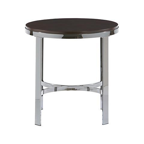 Bassett Round End Table