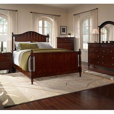 Broyhill Drawer Dresser With Arched Dresser Mirror Hayden Place Dark Cherry Sale Bedroom Hickory