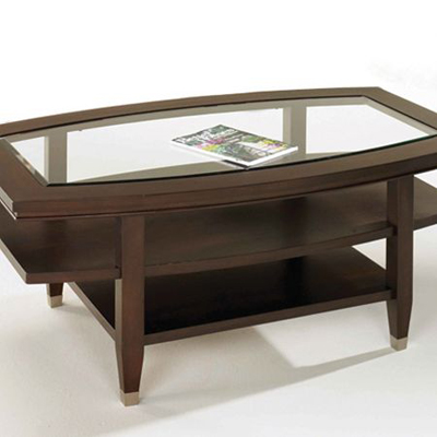 Broyhill Oval Cocktail Table