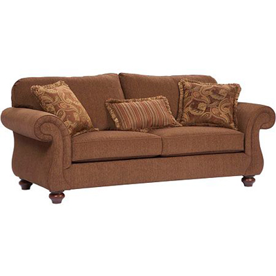 Broyhill 3464 3 cierra sofa discount furniture at hickory for Broyhill chaise lounge cushions