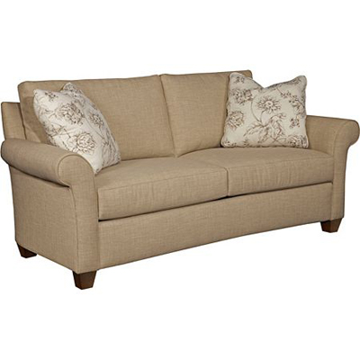 Broyhill 3674 1 sydney loveseat discount furniture at for Broyhill chaise lounge cushions