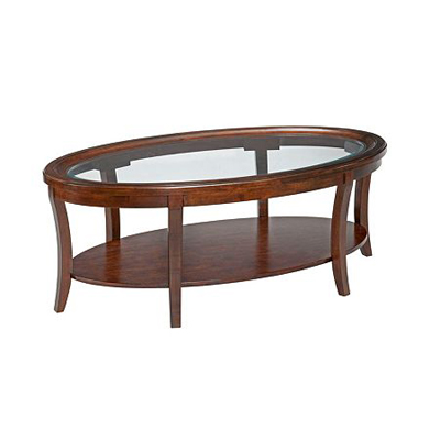 Broyhill 3713 001 Dorchester Oval Cocktail Table Discount