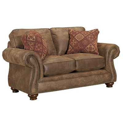 Broyhill 5081 1 Laramie Loveseat Discount Furniture at Hickory Park Furniture Galleries