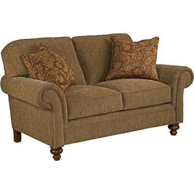 Broyhill 6112 7A Larissa Sofa Sleeper Queen Discount Furniture at Hickory Park Furniture Galleries