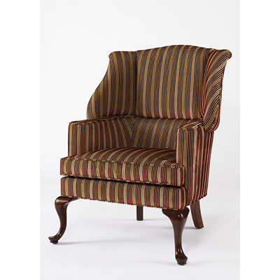Century 11 273 Century Signature Lawton Chair Discount Furniture At Hickory Park Furniture Galleries