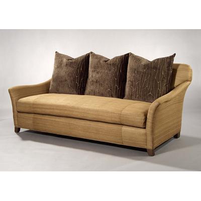 Century Marin Apt Skirted Sofa