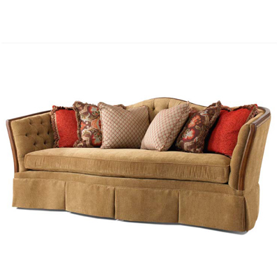 Century Haven Tufted Sofa