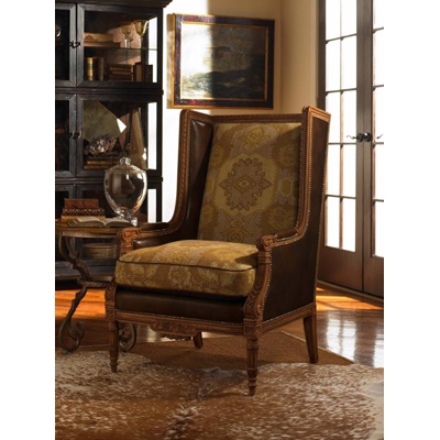 Century Alfred Wing Chair