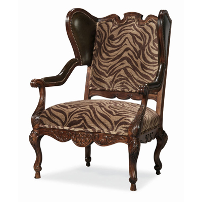 Century Louis V Wing Chair