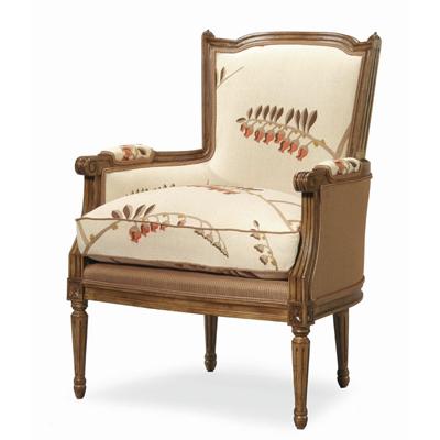 Century Italian Bergere Chair