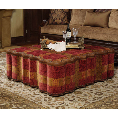 Century Conway Ottoman