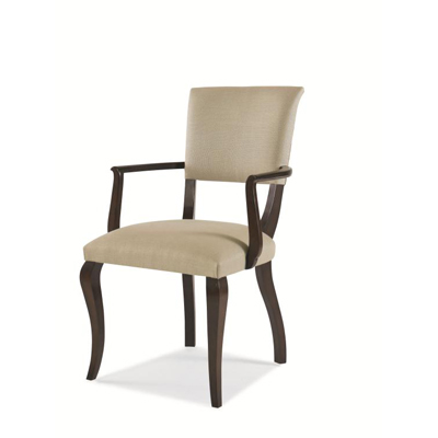 Century Clay Arm Chair