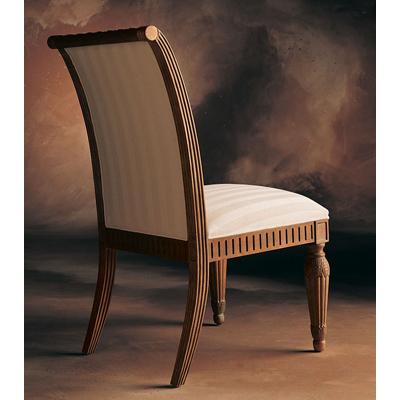 Century Mystique Upholstered Back Side Chair