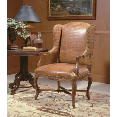 Century Parisian Wing Chair