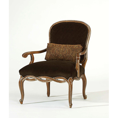 Century Carved French Chair