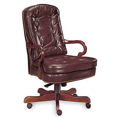 Century Gooseneck Executive Chair
