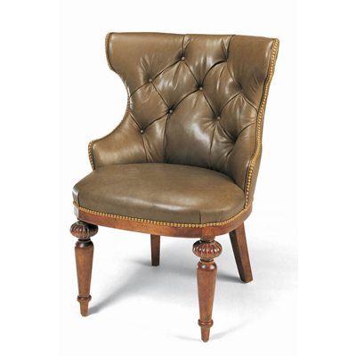 Century Tufted Chair