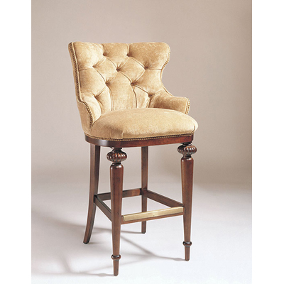 Century Tufted Bar Stool