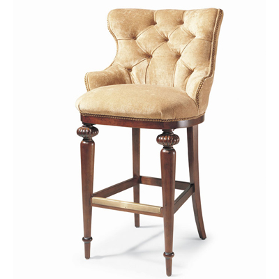 Century Tufted Counter Stool