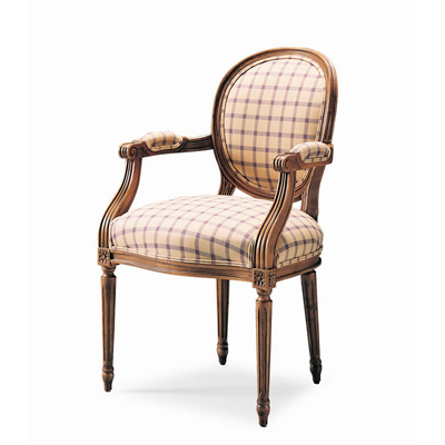 Century Louis XV Arm Chair