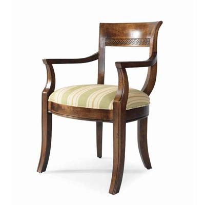 Century Phyfe Arm Chair