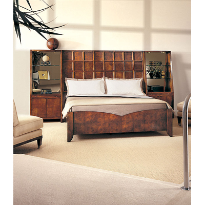 Century Wall Unit Bed Queen
