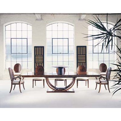 Century 55h 303 Omni Dining Table Furniture At