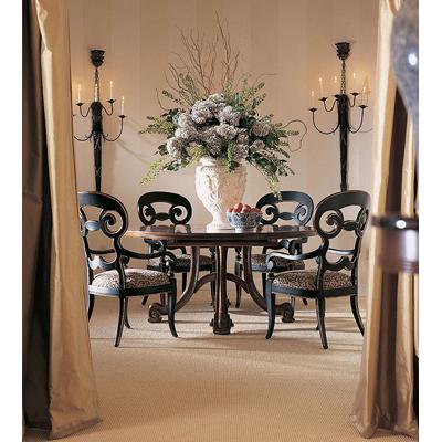 Century Hortense Round Dining Table