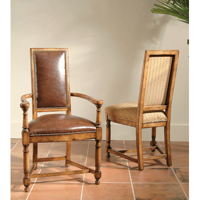 Century Convergent Side Chair