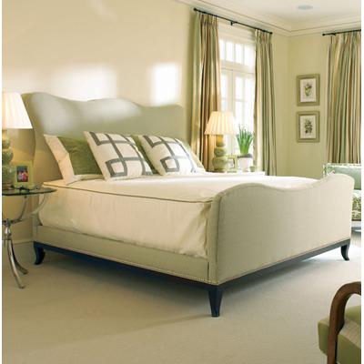 Century Upholstered Bed Standard King