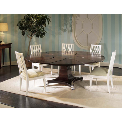 Century Radial Dining Table