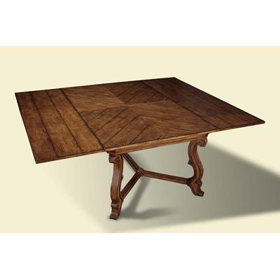 Century Wood Dining Flip Top