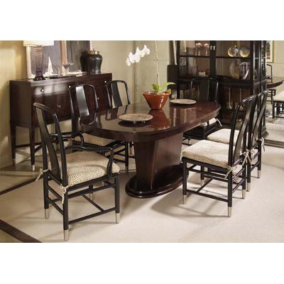 Century Folding Leaf Dining Table