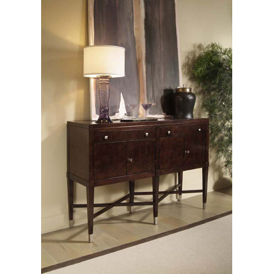 Century Sideboard with Marble Insert Top