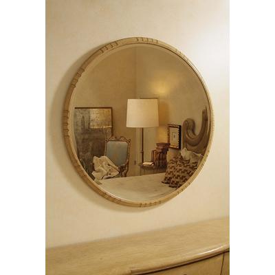Century Round Mirror