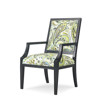 Century Paul Square Back Chair