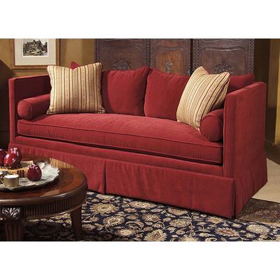 Century Rene Skirted Sofa