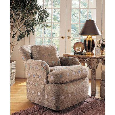Century Swivel Chair