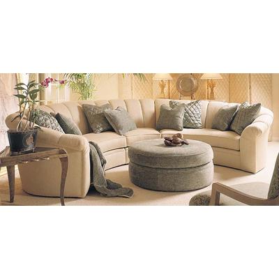 Century Burton Laf Love Seat