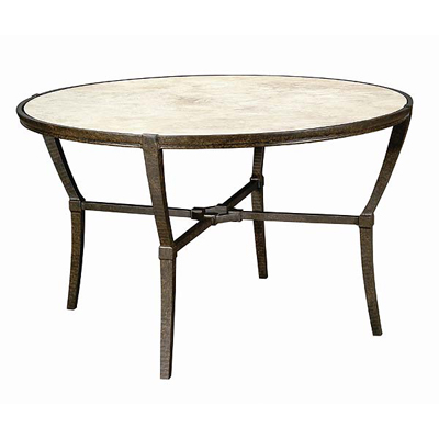 Century 50in Round Dining Table