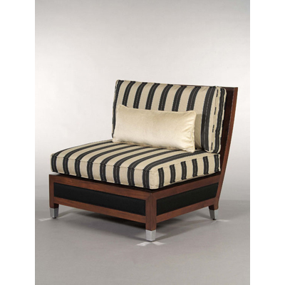 Century Armless Chair