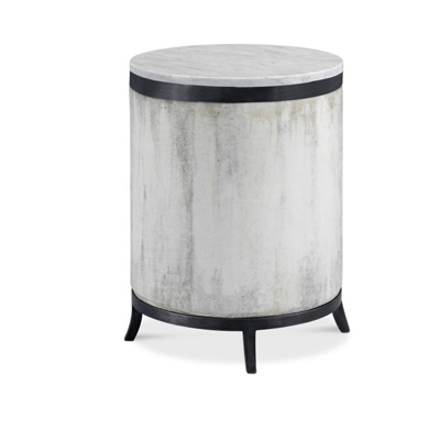 Century Round Side Table