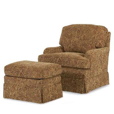 Century Dover Swivel Chair
