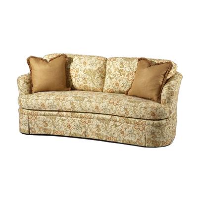Century Chestnut Sofa