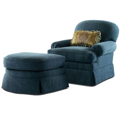 Century Chathem Swivel Chair