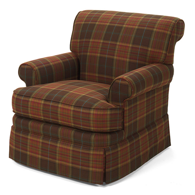 Century Chester Swivel Glider
