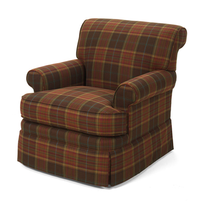 Century Chester Swivel Chair